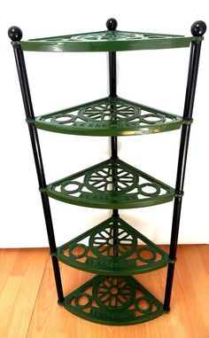 Very hard to find Le Creuset pan stand. Holds casserole dishes and saucepans, quality heavy cast iron. A beautiful and convenient way to display your pans. Le Creuset Cast Iron Pan Stand. Green Cast Iron. | eBay!