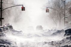 Navid Baraty - photographs of the storm and its apocalyptic aftermath in Park Slope, Brooklyn