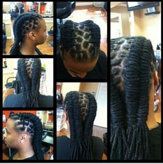 Follow missmarleymar on instagram this hair style makes me want to get dreads