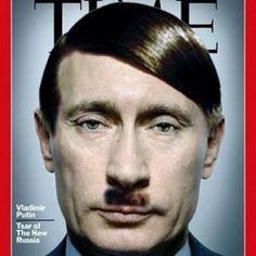 Evil Assad, Evil Gaddafi, Now Evil Putin: How the West Sells War (and Makes a Killing)
