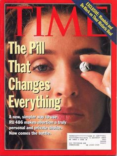 TIME MAG JUNE 14 1993 6/14/93 THE PILL THAT CHANGES EVERYTHING Abortion RU 486