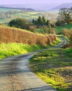 Country roads...take me home....