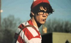 did anyone else think that waldo was just a really friendly hipster who just got lost all the time?