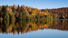 Les plus beaux endroits où admirer les paysages d'automne du Québec