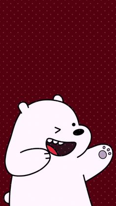 we bare bear♡ Cute Galaxy Wallpaper, Cute Panda Wallpaper, Bear Wallpaper, Cute Disney Wallpaper, Kawaii Wallpaper, We Bare Bears Wallpapers, Panda Wallpapers, Cute Cartoon Wallpapers, Ice Bear We Bare Bears