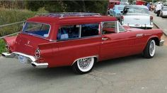 T-bird wagonBeep beep..Re-pin brought to you by agents of #Carinsurance at #Houseofinsurance in #Eugene/Springfield OR.