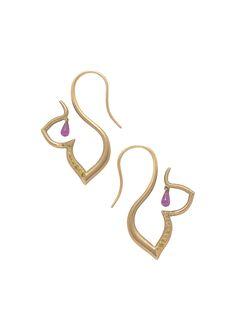 Alice Cicolini - Chattri Loop Earrings