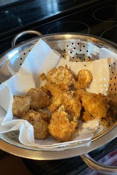 """Air Fryer Gluten-Free Fried Chicken 