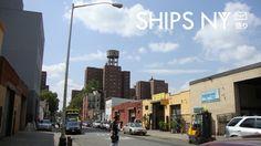 SHIPS NY便り