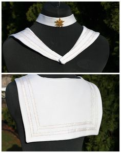 Fuku and Choker  Other Sailor Outfit Tutorial by x-Lady-Euphoria-x http://x-lady-euphoria-x.deviantart.com/gallery/26783610