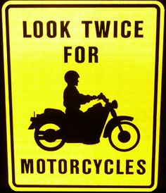 Look twice. Save a life.