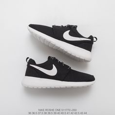 242ce8d7c107c 772 050 Fsr Roshe One Black And White Nike Roshe One Has The Meaning Of Zong  Zen In Almost Every Part Of The Nike Roshe One