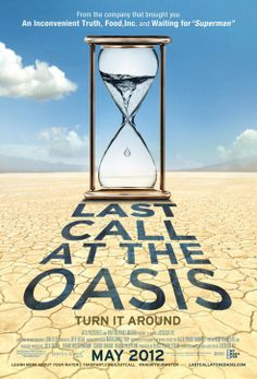 """Film """"Last Call at the Oasis"""" is Sobering Look at World Water Crisis : TreeHugger"""