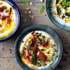 Why Savory Yogurt Is the Best Yogurt