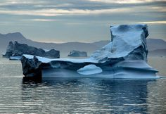 North Ice, Greenland - Temp is -86.8F and -66C.