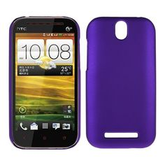 Hard Shell (Lilla) HTC One ST Deksel