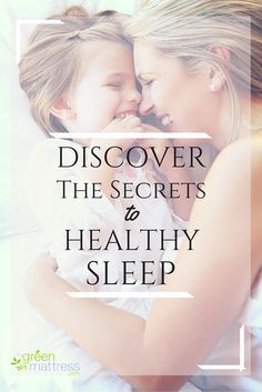 My Green Mattress - Safe Affordable Eco-Friendly Organic Mattresses Benz, Healthy Tips, Healthy Choices, Get Educated, Healthy Sleep, Natural Latex, Way Of Life, Stress And Anxiety, How To Fall Asleep
