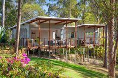 1 bedroom grannyflat / small house - contemporary - Exterior - Brisbane - Baahouse + Baastudio