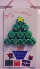 Risultati immagini per crafts with egg cartons for christmas