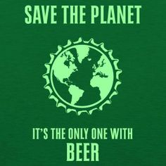 Cheers to Earth Day! #BeerLovesYou