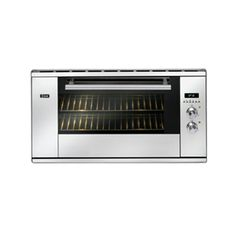 Giant 110 Litre Oven Capacity, New Turbowave Quickstart Preheating Function, 0