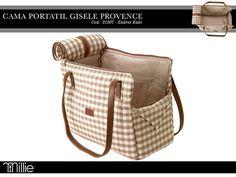 Bolsa Gisele Provence Kaki http://www.millie.com.br/provence