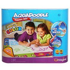 """Umagine AquaDoodle Draw N Doodle - Classic Mat (Colors/Styles Vary) - Spin Master - Toys """"R"""" Us"""