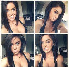 Love this girl. Especially her hair. #hairgoals #katyhearn