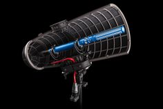 An inside look on the new Rycote Cyclone