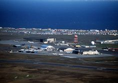 ICELAND:  Naval Air Station Keflavik - When I deployed to Bosnia in 1997, we flew out of Fort Benning on a C-141 and stopped at Naval Air Station Keflavik, which was at the Keflavik International Airport in Iceland.  It was around 2 am local time, so we got to walk around the empty airport for an hour while they refuelled our plane.  NAS Keflavik was disestablished on 08 SEP 06.