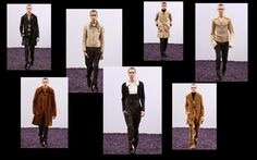 The Dandy Aviator: J.W Anderson Men's Fall/Winter 2015
