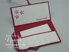 création cartes de Noël Archives - Page 6 sur 6 - Jardin de papier Stampin' UP!