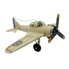 Miniatura de avião  http://www.flocodecor.com.br/