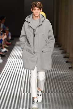 Neil Barrett - Spring 2015 Menswear - Look 10 of 42