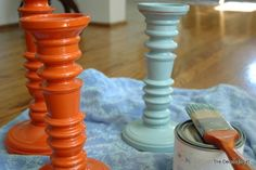 Annie Sloan Chalk Paint !!!!! Adhere's to anything !