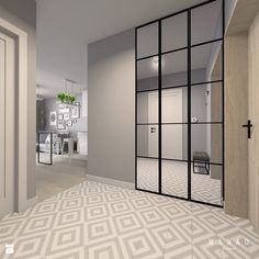 Lobby Design, Hall Design, Style At Home, Small Rooms, Small Apartments, Desing Inspiration, Flur Design, Apartment Renovation, Dream Closets