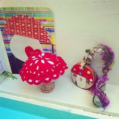 Lilly piccolina: Amanite Ammattite Swap
