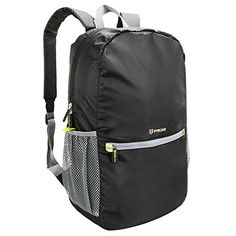 Packable Daypack  Evecase Lightweight Water Resistant Outdoor Hiking Backpack * To view further for this item, visit the image link.Note:It is affiliate link to Amazon.