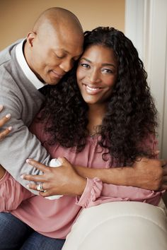 Tamara Johnson-George, wife of former NFL running back Eddie George, tells her inspiring tale of love and courage in the June 2012 edition of Guideposts. http://dld.bz/b5rVP