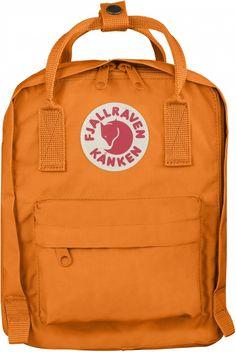Fjallraven Kanken Kids Backpack Burnt Orange - Fjallraven Kanken  backpack   kids  fashion   a24102b8e6d48