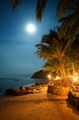 Rhythms of the night, puerto vallarta...so cool! Cove with no electricity...dine and dance by torch and candlelight. This is on our agenda, so romantic!