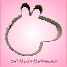 View Mini Cartoon Pig Head Cookie Cutter in detail