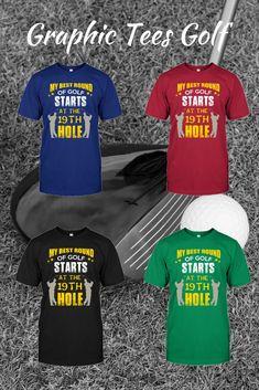 Golf Tips: Golf Clubs: Golf Gifts: Golf Swing Golf Ladies Golf Fashion Golf Rules & Etiquettes Golf Courses: Golf School: Funny Golf Shirts, Cool Shirts, Golf Quotes, Golf Sayings, Golf Gifts For Men, Perfect Golf, Golf Humor, Golf Fashion, Play Golf