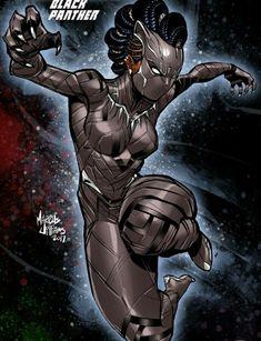 Black Panther °°
