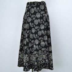 #mexicaliblues.com        #Skirt                    #Block #Print #Wrap #Skirt #Mexicali #Blues         Block Print Wrap Skirt -- Mexicali Blues                                      http://www.seapai.com/product.aspx?PID=916885