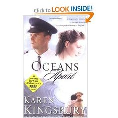 Oceans Apart by Karen Kingsbury ~ A riveting story of secret sin and the healing power of forgiveness.