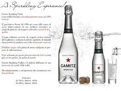 Camitz Sparkling Superior Vodka 0.70cl