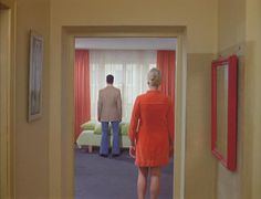 "Rainer Werner Fassbinder: ""Angst essen Seele auf"" (Fear eats the soul)"