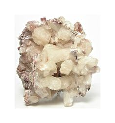 Stilbite Bow Tie Crystal Cluster Nested Zeolite by FenderMinerals