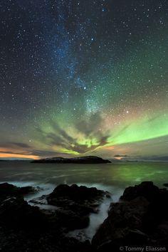 Laksefjord by Tommy Eliassen, via 500px